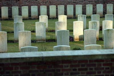 Battlefield Tour Gravestones   RMC Foundations