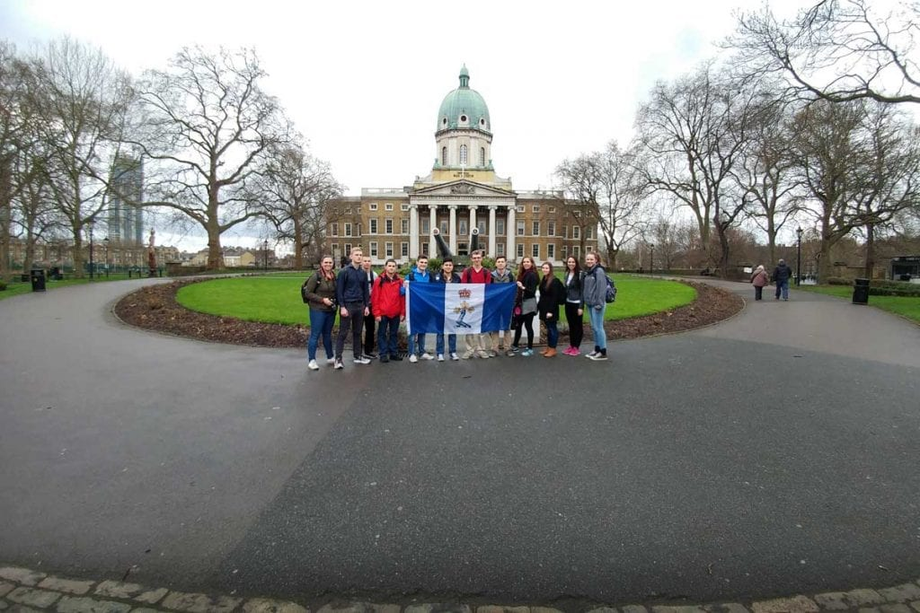 Paris london cultural trip | RMC Foundations