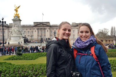 Paris london cultural trip students | RMC Foundations
